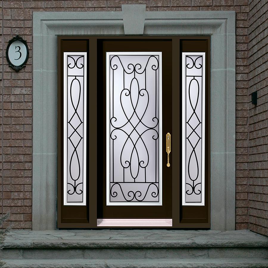 Decorative Door Glass Eurica