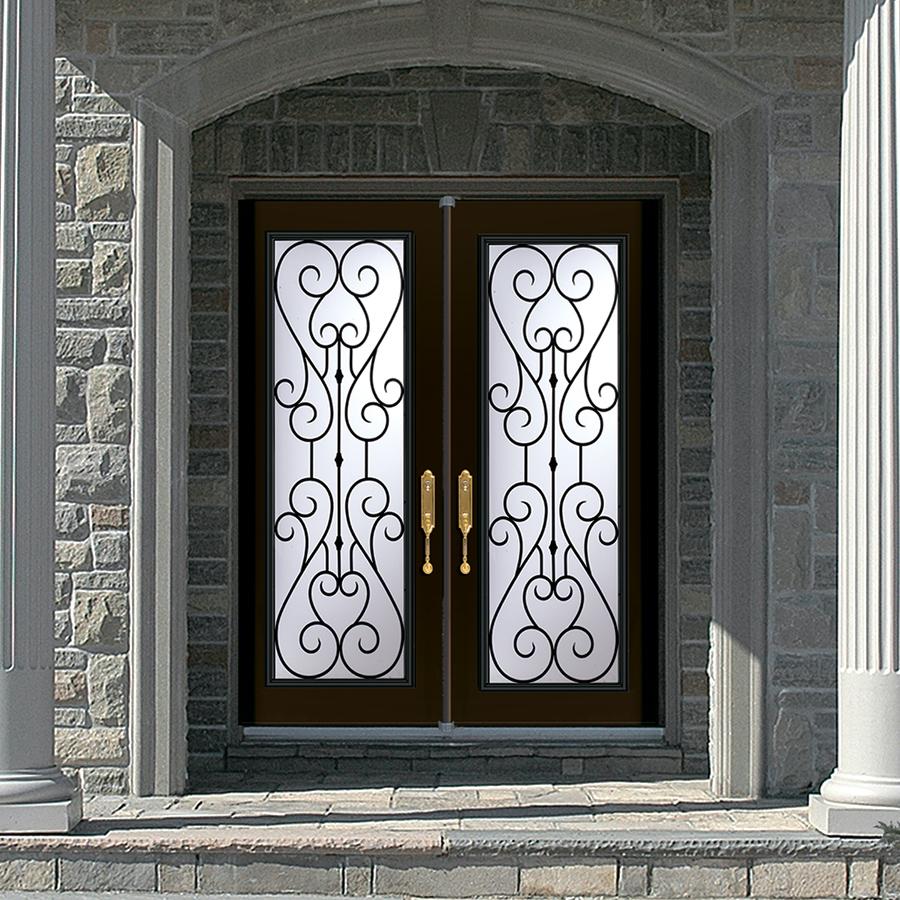 Decorative Door Glass Jasper